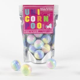107004-1 Badbomber Unicorn Poo 10-Pack