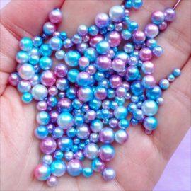 101194 Miniatyr Deco Mermaid Pearl Sprinkles