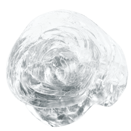 101199-6 Crazy Aarons Thinking Putty Liquid Glass CRYSTAL CLEAR