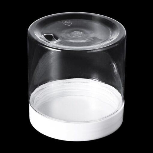 Plastburk Med Skruvlock 120 ml 6-pack