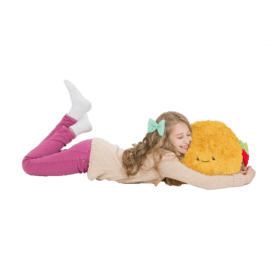 107020-10 Big Squishable Comfort Food Taco - 38 cm