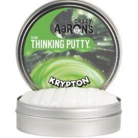 101211 Crazy Aaron Thinking Putty Glows Krypton