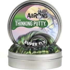 101218 Crazy Aaron Thinking Putty Illusions Super Fly