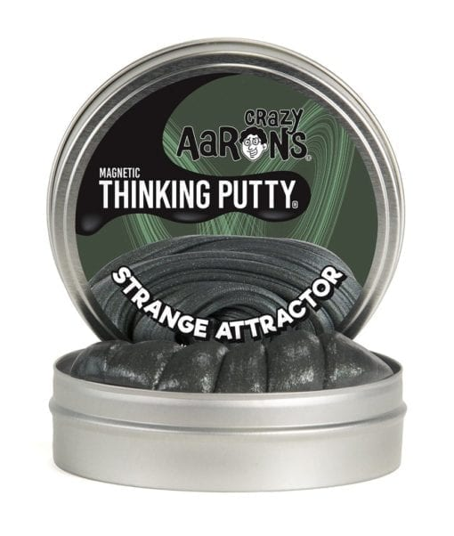 101205 Crazy Aaron Thinking Putty Magnetics Strange Attractor