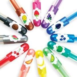 111492 OOLY Yummy Yummy Scented Glitter Gel Pens