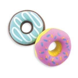 111316-2 OOLY Dainty Donuts Scented Erasers - Set of 6