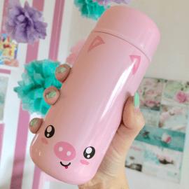 Shin Yu Pig Thermos Flask