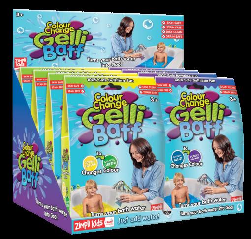 111407-8 Gelli Baff Colour Change 300g CDUf