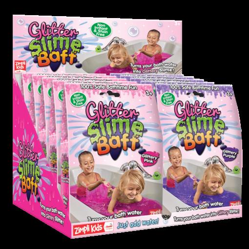 111408-4 Glitter Slime Baff 150 Gram