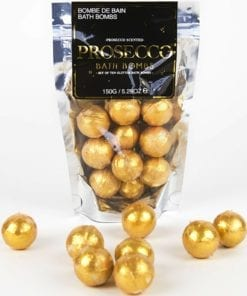 111346 Prosecco Bath Bombs 10-Pack