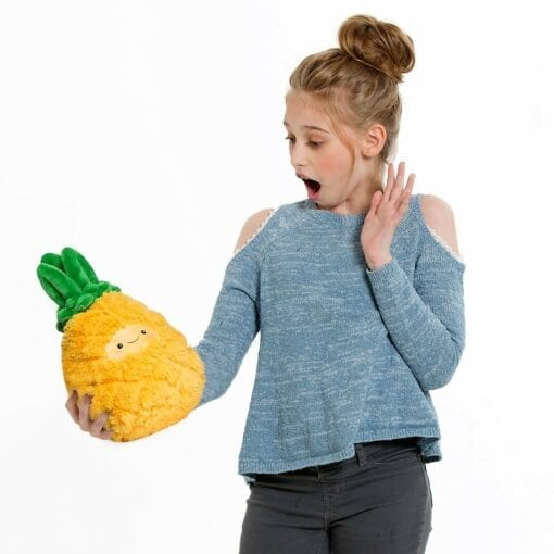 Mini Squishable Comfort Food Pineapple - 18 cm