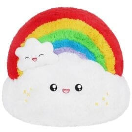 Mini Squishable Classic Rainbow - 18 cm