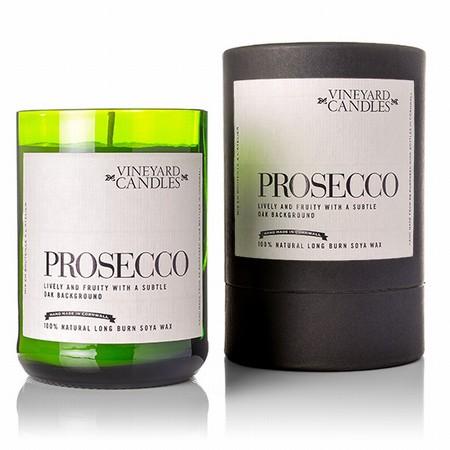 Prosecco doftljus