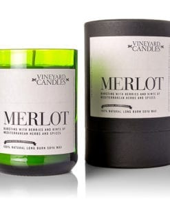 Merlot Vineyard Candles Vineyard Collection
