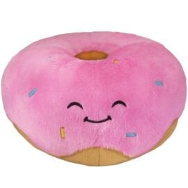 111389 Squishable Comfort Food Pink Donut - 38 cm