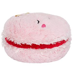 Mini Squishable Comfort Food Pink Macaron - 18 cm