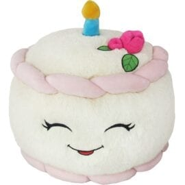 111390 Squishable Comfort Food Birthday Cake - 38 cm