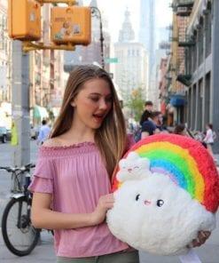 111386-1 Squishable Classic Rainbow - 38 cm