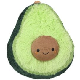 Mini Squishable Comfort Food Avocado - 18 cm