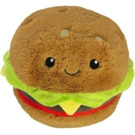 111399-1 Big Squishable Comfort Food Hamburger - 38 cm