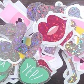 Tejp & Stickers