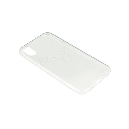 Mobilskal transparent mjuk TPU till Apple iPhone X
