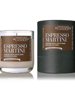 Vineyard Candles Aperitif Collection Espresso Martini
