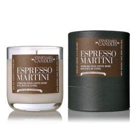 Vineyard Candles Aperitif Collection Espresso Martini