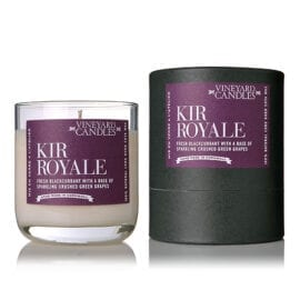Vineyard Candles Aperitif Collection Kir Royale