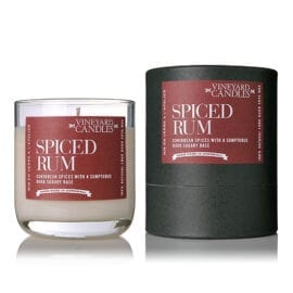 Vineyard Candles Aperitif Collection Spiced Rum