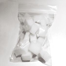 Jelly Cube Zip Bag