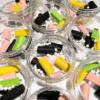 DIY Charms Foam Strip Java Chip + Plastburk Med Skruvlock