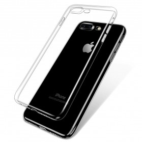 111430 Transparent TPU Case iPhone 8/7