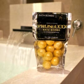 Prosecco Bath Bombs 10-Pack