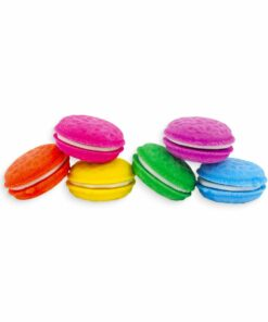 111493 OOLY Macarons Vanilla Scented Erasers