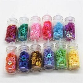 48 pcs Sequins - Glitter Box