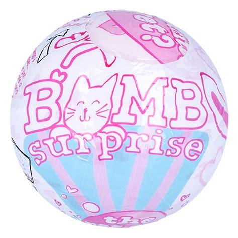 111530 Bomb Cosmetics The Pet Set Bomb Surprise 350 g