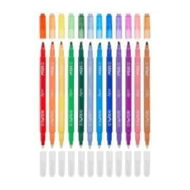 OOLY Switch-Eroo Color Changing Markers Set of 12