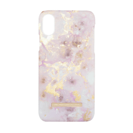 ONSALA COLLECTION Soft Rose Gold Marble Case iPhone X/Xs