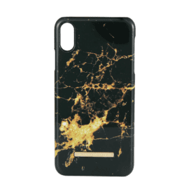 ONSALA COLLECTION Shine Goldmine Marble Case iPhone Xs Max