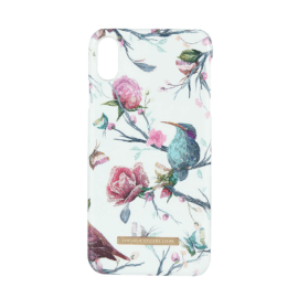 ONSALA COLLECTION Shine Vintage Birds Case iPhone Xs Max