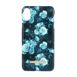ONSALA COLLECTION Shine Dark Flower Case iPhone Xs Max