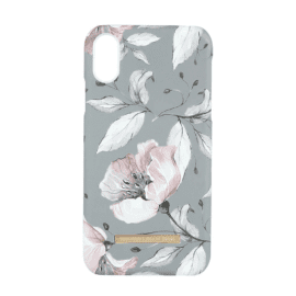 ONSALA COLLECTION Soft Flower leaves Case iPhone XR