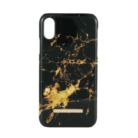 ONSALA COLLECTION Shine Goldmine Marble Case iPhone XR