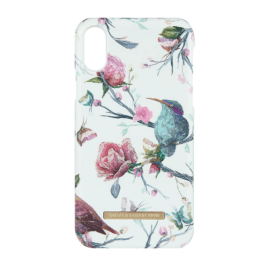 ONSALA COLLECTION Shine Vintage Birds Case iPhone XR