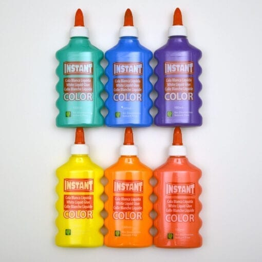 Color Glue PVA Lim