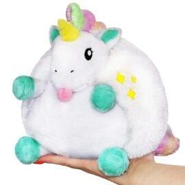 111574 Mini Squishable Classic Baby Unicorn - 18 cm