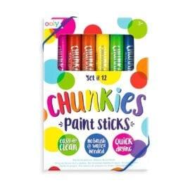 OOLY Chunkies Paint Sticks