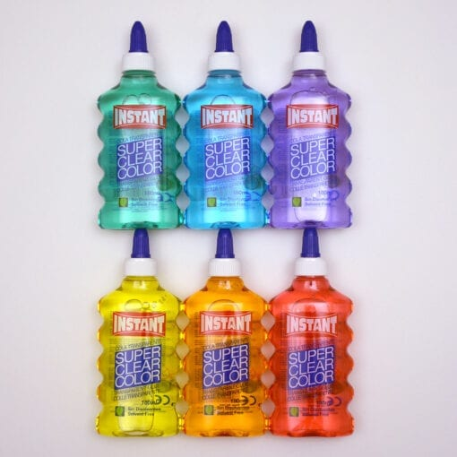 Super Clear Color Glue Slime PVA Lim