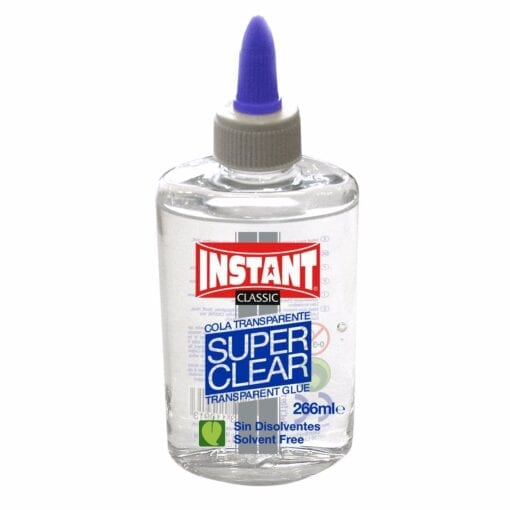 Super Clear Transparent Glue PVA Lim